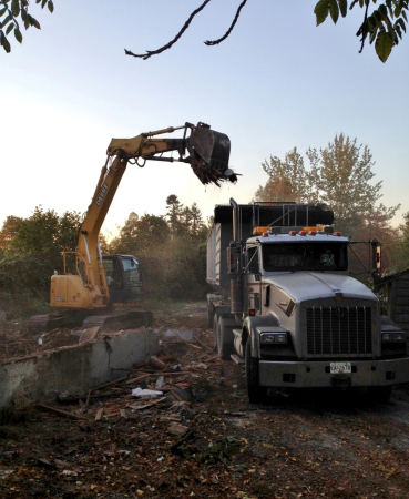 Demolition Hauling